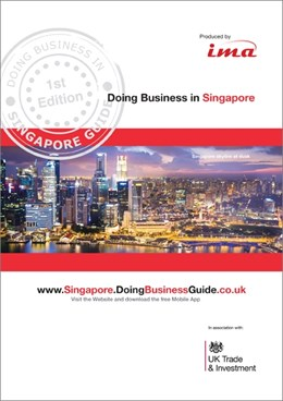 Singapore Cover Image With Border